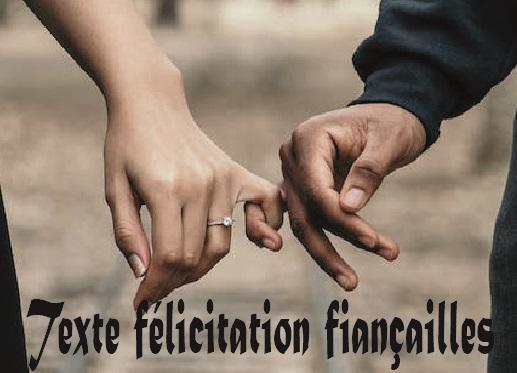 texte anniversaire 4 - Texte félicitation fiançailles