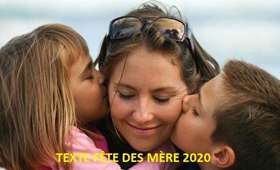 texte danniversaire - TEXTE FÊTE DES MÈRE 2020