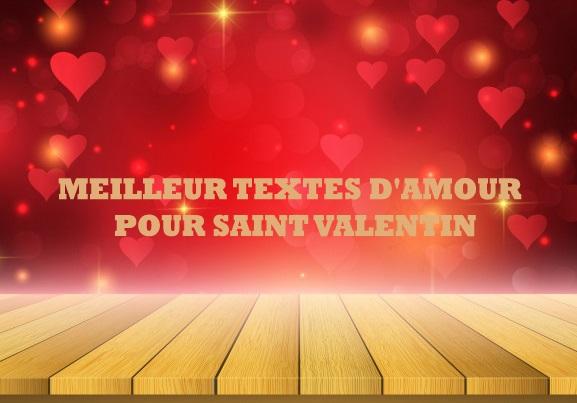 texte danniversaire 5 - MEILLEUR TEXTES D'AMOUR POUR SAINT VALENTIN