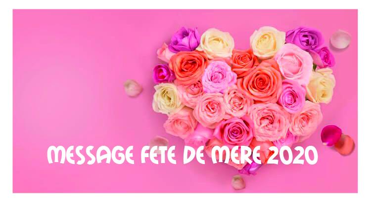 texte danniversaire 6 - MESSAGE FETE DE MERE 2020