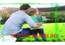 TEXTE FETE DES PERES 2021