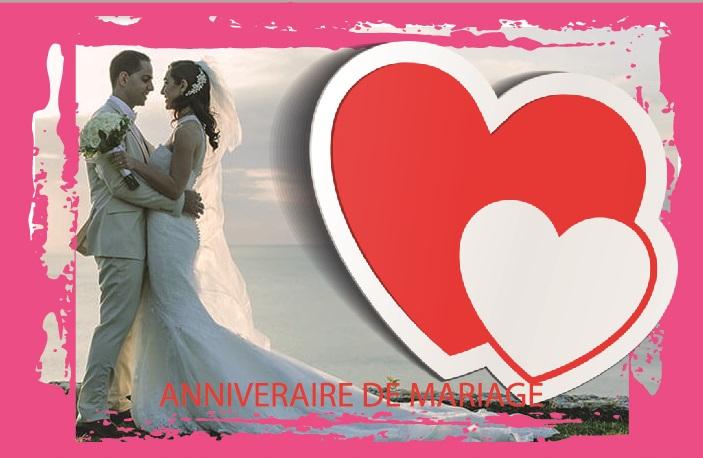 texte danniversaire - ANNIVERAIRE DE MARIAGE